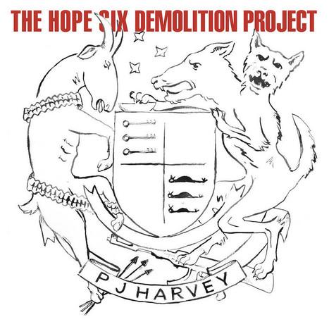 Stream: PJ Harvey's new album The Hope Six Demolition Project   SongsSmiths   Scoop.it