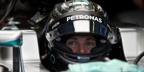 Nico Rosberg, tout juste sacré champion du monde de Formule1, arrête sa carrière // Le Monde | SPORT ACTUALITES |  L'actu sport, techno, éco & politique. | Scoop.it