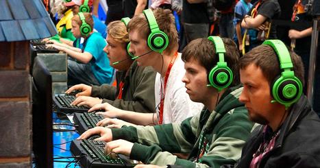 Les jeux vidéo deviennent une matière scolaire : cette université ... - Daily Geek Show | Revue de presse eSports | Scoop.it