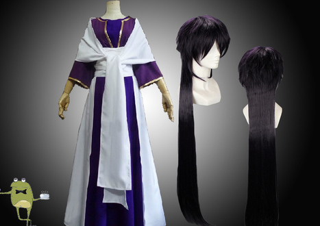 Magi The Labyrinth of Magic Sinbad Cosplay Costume + Wig | Air Gear Cosplay Jacket | Scoop.it