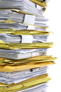 7 Reasons People Find Themselves in Paper Clutter Overwhelm   Holistic Organizer   Scoop.it