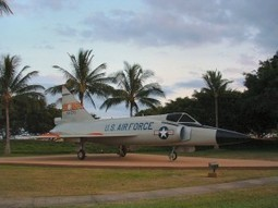 Convair F-102A – WalkAround | History Around the Net | Scoop.it