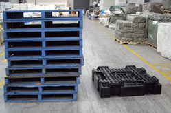Trials prove value of new design bulk export pallet : World ... | Another use for one trip pallets | Scoop.it