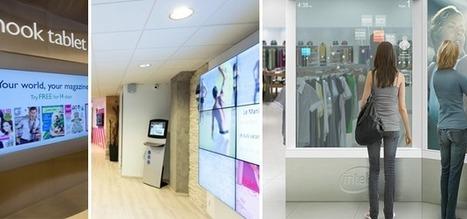 Digital In-Store : 5 technologies qui pourraient changer la donne | Customer Marketing in Retail | Scoop.it
