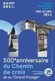 Autour du 500e anniversaire du calvaire de Romans-sur-Isère | L'observateur du patrimoine | Scoop.it