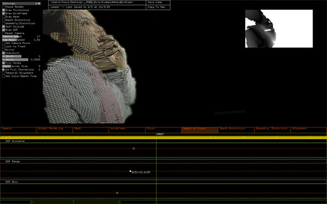 Clouds, a Documentary Shot With Kinect, Explores Beauty of Code | space oddity | Scoop.it