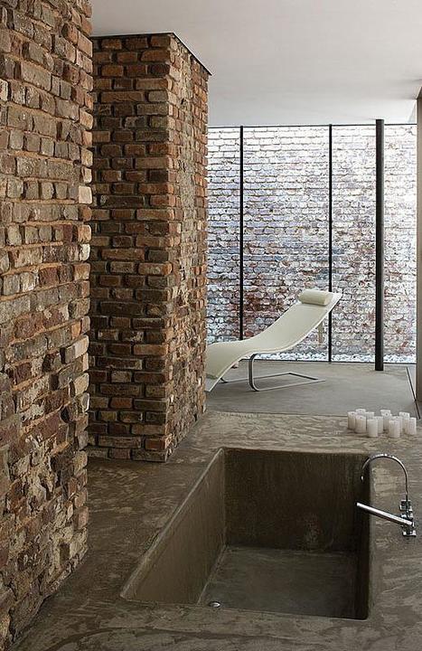 DUSSELDORF / Atelier d'Architecture Bruno Erpicum & Partners | Raw and Real Interior Design | Scoop.it