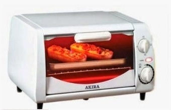 Buy Akira Toaster Oven At $25.10 | Online Singapore Shopping | Scoop.it