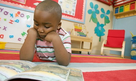 Diversity in children's books: colouring in required | Libraries and reading | Scoop.it