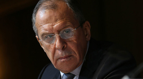 ISIS leaders remain in close contact with Ankara – Lavrov | Saif al Islam | Scoop.it
