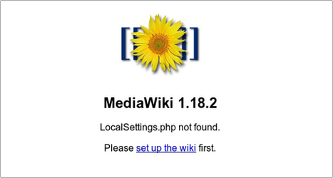 MediaWiki Tutorial: How to install Mediawiki | Educational Technology in Grades 7-12 | Scoop.it