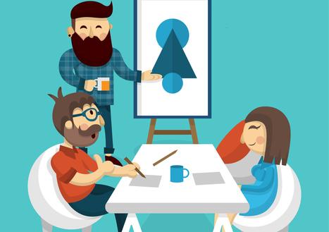 La facilitation graphique au service de l'apprentissage - le blog de Solerni | Gestion des connaissances | Scoop.it