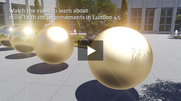 Lumion Lumion 4.5 Preview - It's almost not believable - | Machinimania | Scoop.it
