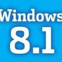 Download Windows 8.1 Update on MSDN Released | Phone Apps Game Reviews Tech | Scoop.it
