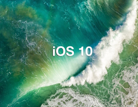 7 of the Best iOS 10 Features to Use Right Now via OSXdaily | Education | Scoop.it