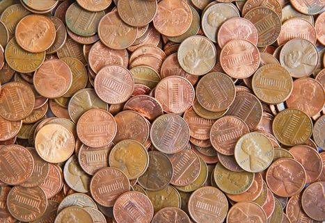 Saving the penny makes cents for zinc-backed front group | Fighting Fraud | Scoop.it