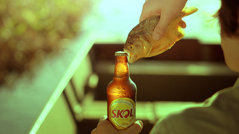 Skol / 'Skol Pro' / Contagious Magazine | Booze | Scoop.it