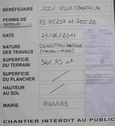 Les amis du patrimoine rennais | Les Amis du Patrimoine Rennais | Scoop.it