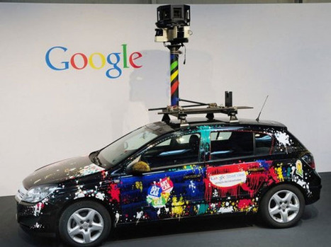 Google Street View To Be Investigated By UK Regulator Again ... | English Learning House | Scoop.it