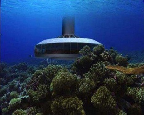 H2OME Is Your Own Underwater Home At The Bottom Of The Sea | DiverSync | Scoop.it
