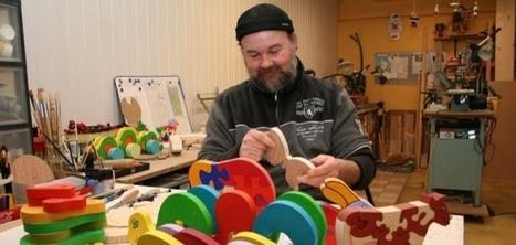 Les jouets en bois sont rois ! | Jouets enfant | Scoop.it