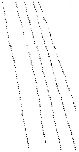 A Poem I found while looking for text based images | ASCII Art | Scoop.it