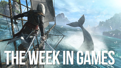 The Week in Games: Bold New Look, Same New Games - Kotaku | Gaming | Scoop.it