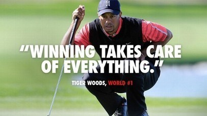 New Tiger Woods Ad Stirs Old Criticisms | Road to 2013 Masters | Scoop.it