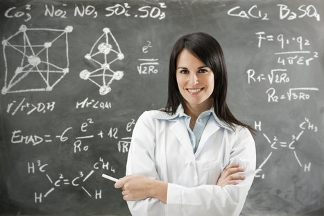 Femmes Scientifiques en France : Chiffres et Etat des Lieux | French Extension | Scoop.it