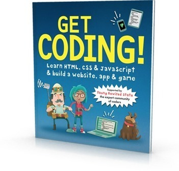 Get Coding! | history, digital engagement, story telling, education and museums | Scoop.it