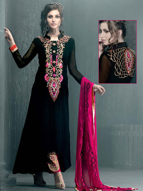 An excellent designer Salwar Kameez will add stars in your beauty and personality | Online Shopping India | Scoop.it
