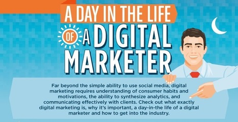 What does a Digital Marketer Do? | Marketing Technology | brand influencers social media marketing | Scoop.it