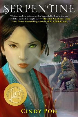 Rich in Color | Review: Serpentine | Young Adult Novels | Scoop.it