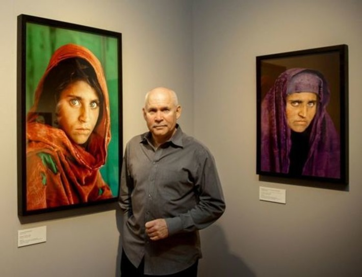 Afghan Girl: National Geographic photographer vows to help | BBC | Kiosque du monde : Asie | Scoop.it