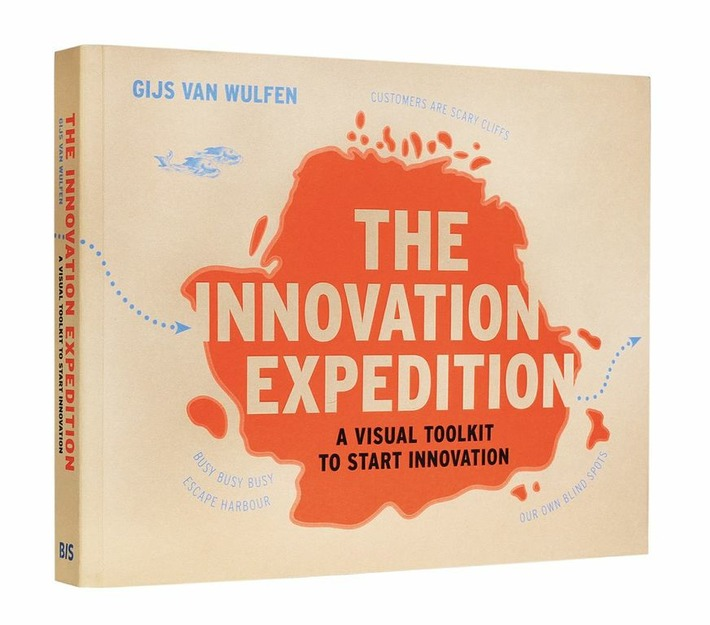 The Innovation Expedition - A Visual Toolkit to Start Innovation   Knowledge Broker   Scoop.it