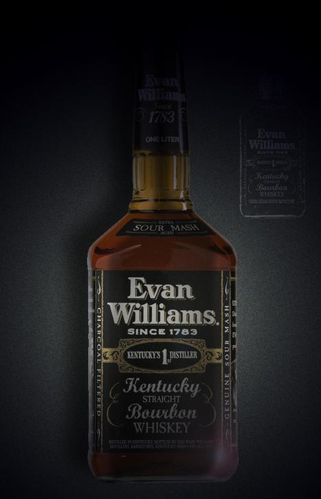 Evan Williams Bourbon Whiskey - WhiskeyOK | The Top Whiskey Brands | Scoop.it