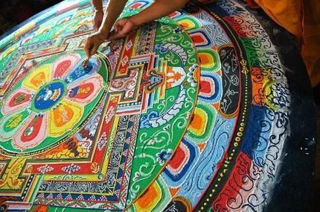 Lets Get Creative - Grow a mandala | Spiritual transformation | Scoop.it