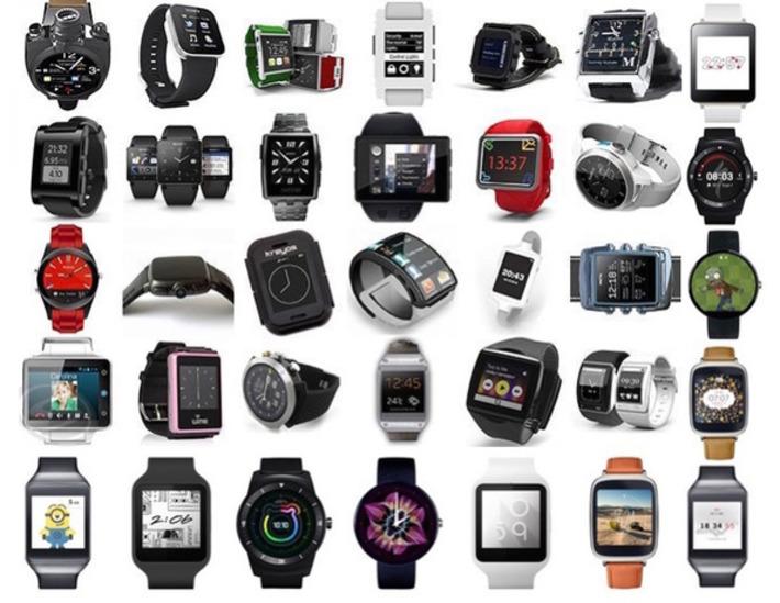 6,8 Millions de Smartwatches vendues en 2014 à un prix moyen de 189$ | Internet du Futur | Scoop.it
