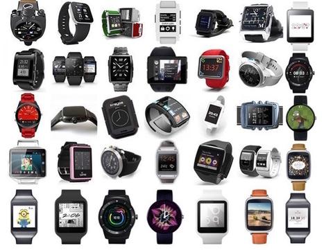 6,8 Millions de Smartwatches vendues en 2014 à un prix moyen de 189$ | UX-UI-Wearable-Tech for Enhanced Human | Scoop.it