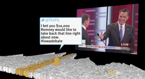 Social media analysis: TV's next revolution? | Social TV is everywhere | Scoop.it