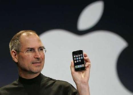 Steve Jobs, la présentation orale par excellence   Leadership   Scoop.it