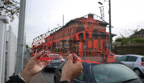 QRCodes et TERRITOIRES/Usages des TIC, arts numériques et culture multimédia-Public Digital Art | Machines Pensantes | Scoop.it