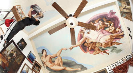 """Truth Is Stranger #131: The Sistine Chapel Belongs In America, Darn It!  Let's """"Can-Do"""" This! 