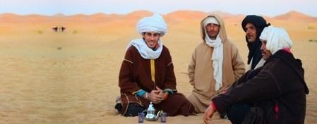 LeapZipBlog: Jana Pekova's blog: Luxurious Desert Camping Experience in Erg Chebbi   sahara desert tours Morocco   Scoop.it