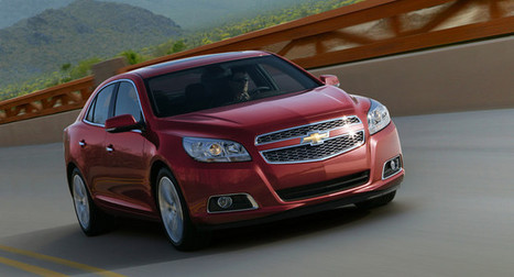 Chevrolet Announces Price Hike For January 2013 | Auto Blog | News | Scoop.it