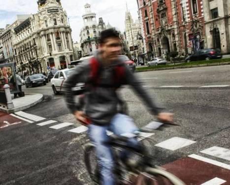 Los madrileños eligen invertir en bicis, fuentes, árboles y menos coches | movilidad sostenible | Scoop.it