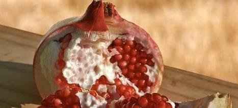 La granada, una fruta virtuosa | Granada (Punica Granatum) | Scoop.it