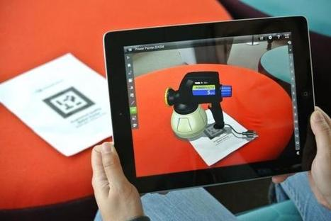 Augmented reality to grow 30% per year over next four years | TweakTown | AR | Scoop.it