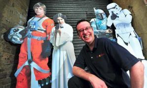 Star Cutouts launches Star Wars range - Manchester Evening News | SFFWRTCHT | Scoop.it