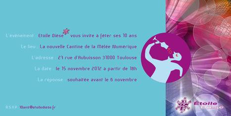 Les 10 ans d'Etoile Dièse | La Cantine Toulouse | Scoop.it